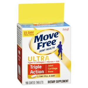Schiff Move Free Ultra Triple Action Supplement