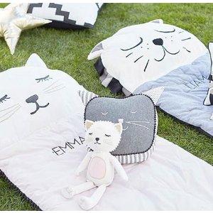 Sleepover Bags And Pajamas | Pottery Barn Kids