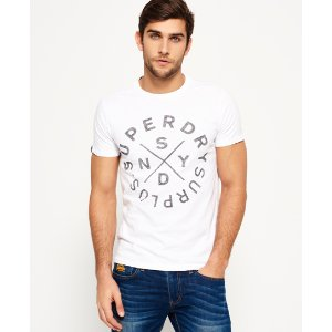 Superdry Surplus Goods Graphic T-shirt - Men's T Shirts