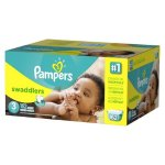 Pampers Diapers @ BLINQ