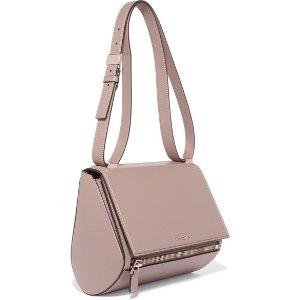 Givenchy   Pandora Box medium textured-leather shoulder bag