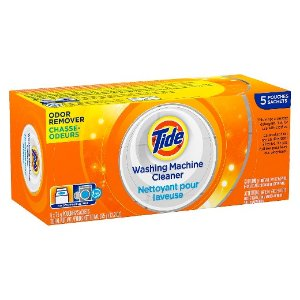Tide® High Efficiency Washing Machine Cleaner - 5 count : Target
