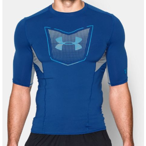 Men's UA Football CoolSwitch ½ Sleeve Compression Shirt | Under Armour US