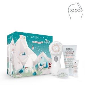 Clarisonic Mia 2 & Kiehl's Skincare Essentials Holiday Gift Set