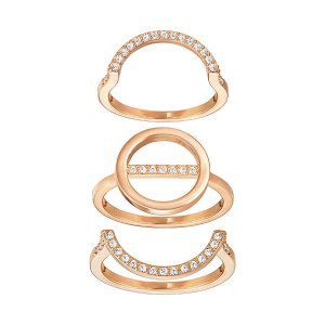 Flash Ring Set - Jewelry - Swarovski Online Shop