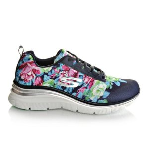 Women's Skechers Fashion Fit 12700 Navy/Multi | Shoe Carnival