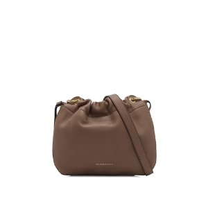 Burberry Derby Leather House Check Small Bingley Crossbody