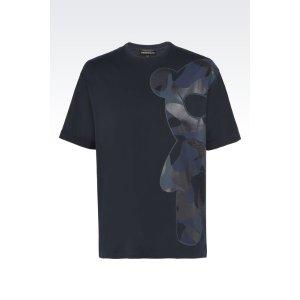 Emporio Armani Men T-shirt, Cotton - Armani.com