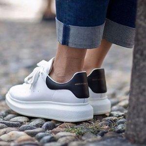 New InAlexander McQueen Sneakers @ Harrods