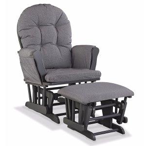 $91.29 (原价$199.99)Stork Craft 摇椅+踏脚凳 套装