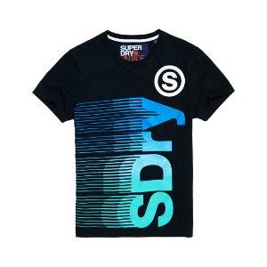 Superdry Vertical T-shirt - Men's T Shirts