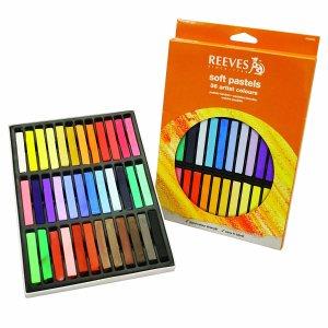 $2.98 低价色全Reeves 36 色 蜡笔套装