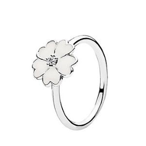 PANDORA 小花戒指