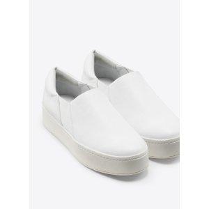 Warren Leather Sneaker for Women | Vince