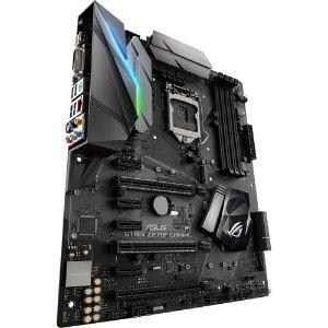 $129.99 ASUS ROG Strix Z270F ATX Gaming Motherboards