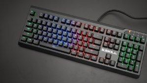 G.SKILL RIPJAWS KM570 RGB Cherry MX RGB Brown Keyboard