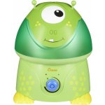 Crane Zeke the Martian 1 Gal. Ultrasonic Cool Mist Humidifier - Green/Yellow