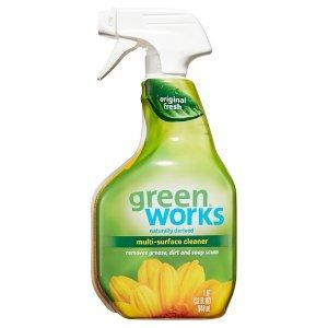 Green Works All Purpose Cleaner Spray, Original, 32 oz : Target