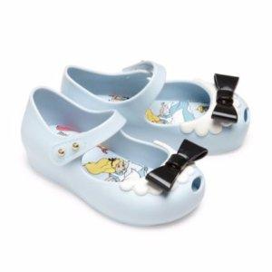 低至4.5折 1件包邮mini Melissa 超萌儿童果冻鞋特卖