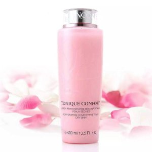 20% Off + Free 7-pc Gift with Lancome Tonique Confort Comforting Rehydrating Toner Purchase @ Bon-Ton