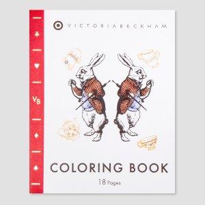 Coloring Book - Victoria Beckham for Target : Target