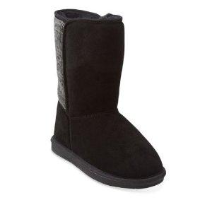 Viola Sabra Black - Women's Slippers - Clarks® Shoes Official Site