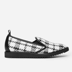 The Woven Street Shoe
