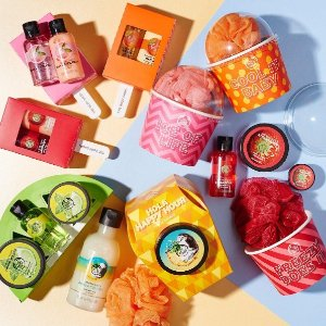 Buy 3 Get 3 or Buy 2 Get 1Everything & Free Shipping @ The Body Shop