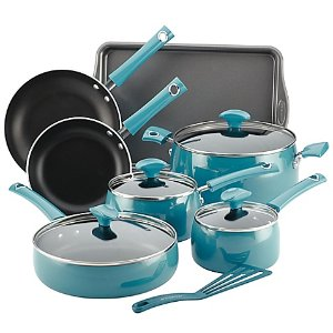 As Low As $71.99Rachael Ray™ Porcelain Enamel 12-Piece Cookware Set