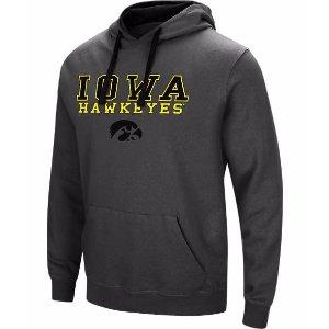 Men's Stadium Iowa Hawkeyes College Stack Hoodie