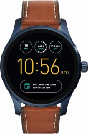 Fossil Q Marshal Gen 2 Smartwatch 45mm Stainless Steel