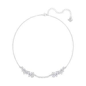 Garden Necklace, Small, White - Jewelry - Swarovski Online Shop