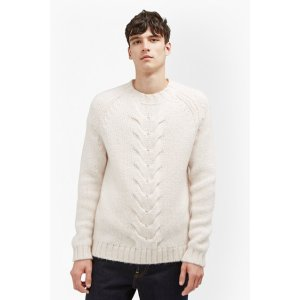 Ridge Cable Knit Jumper | Mens Sale | French Connection Usa