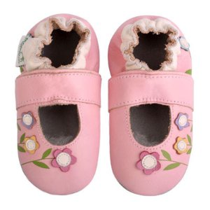 Momo Baby Lilies Mary Jane Girls Crib Shoes-Baby - JCPenney