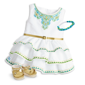 Lea's Celebration Outfit | American Girl