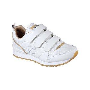 Skechers White OG 85 Charmer Leather Sneaker | zulily