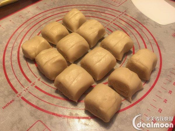 正方形怎么包饺子好看图解
