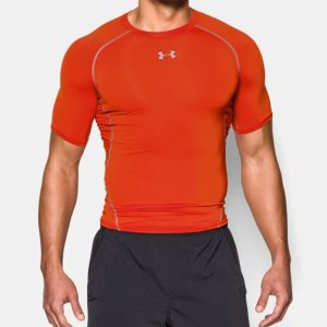 50% Off Now Only $14 EachSelect Men's UA Heat Gear Compression Shirts @ Under Armour