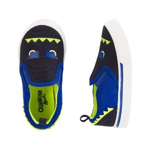OshKosh Monster Slip-On Shoes