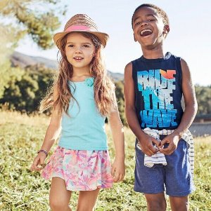Buy 1 Get 2 Free!Kids Tees, Tanks, Shorts, Skirts Doorbuster!  @ OshKosh BGosh