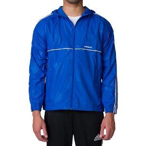 Adidas Osaka Windbreaker Jacket - Blue | Jimmy Jazz - CV8950-435