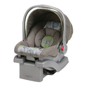 $69.99+送$10代金券Graco SnugRide Click Connect 30 婴儿汽车安全座椅