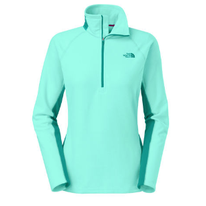 The North Face Womens Tech 100 Half-Zip Pullover