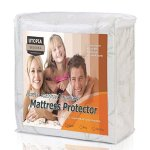Utopia Bedding 防水防过敏竹纤维床垫保护套(Full尺寸)