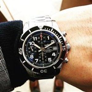 Men's  Superocean Chronograph 42Watch