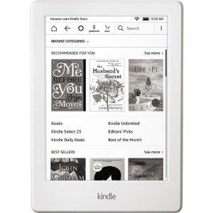 Amazon Kindle White