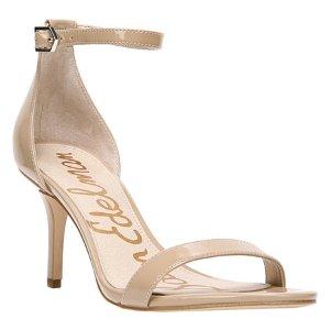 Womens Sam Edelman Patti Ankle Strap Sandal - FREE Shipping & Exchanges