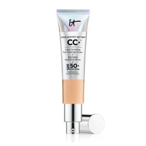 Your Skin But Better™ CC+™ Cream with SPF 50+ | IT Cosmetics