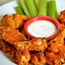 Today only! Wings Special On 7/29National Chicken Wing Day
