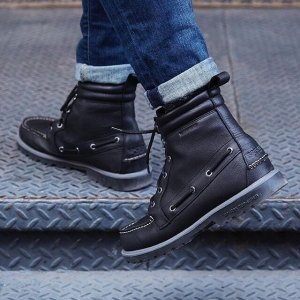 Men's Authentic Original Lug Weatherproof Boot - Boots & Chukkas | Sperry